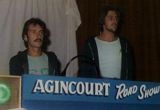 Agincourt Roadshow 2