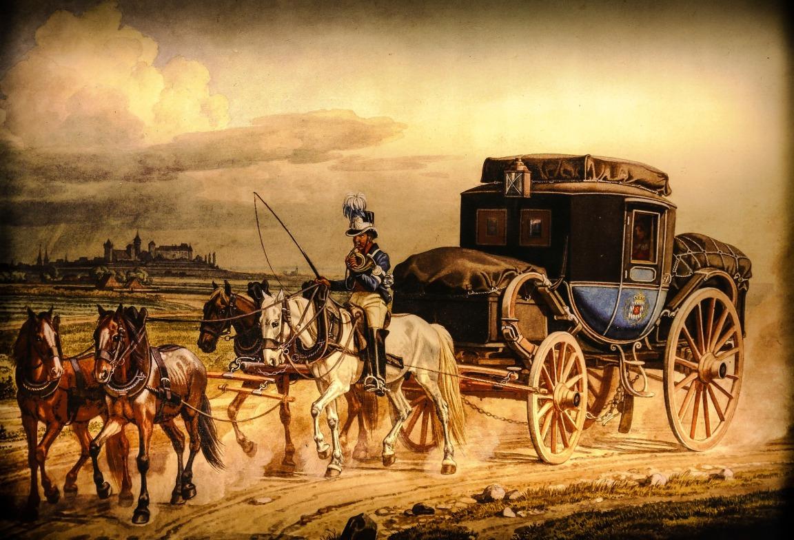 coach horse image-982025_1920